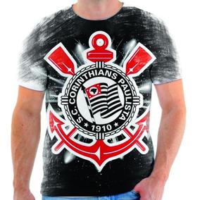 Blusa Corinthians Timao - Camisetas e Blusas no Mercado Livre Brasil f1ad72807ac4a