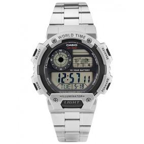 bde9f13676e3 Relojes Casio Galeria Huerfanos - Relojes Casio en Biobío en Mercado ...