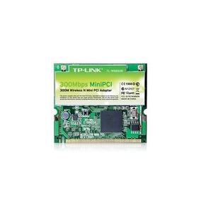 Adaptador Mini Pci, Para Laptop, Tplink Tl Wn861n, 300 Mbps