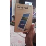 Samsung Galaxy Tab E 7 (nuevo Y Sellado)