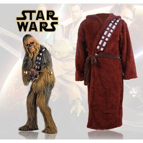 Roupão Chewbacca Star Wars Robe Banho Casual Starwars