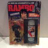 Warhawk Vhs Blister Rambo Jocsa Retro Vintage