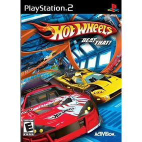 Patch Ps2 - Hot Wheels - Beat That