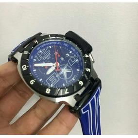 Relógio Tissot 1853 T-race Azul E Preto