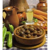 Caracol Caracoles Vivo Platillo Gourmet Envio Restaurant 1kg