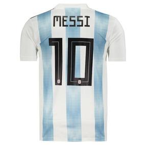 e3dd62ccd1 Camisa adidas Argentina Home 2018 10 Messi