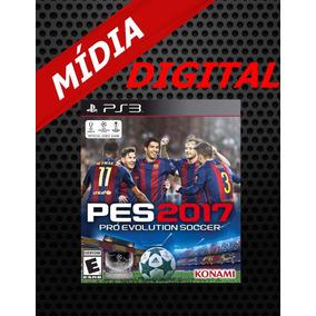 Pes2017 - Pro Evolution Soccer 2017 Ps3 Envio Digital Rapido