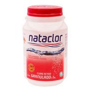 Cloro Granulado Disolución Lenta 5kg Nataclor