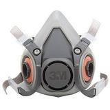 Semi Máscara De Protección Marca 3m 6200