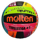 Balón De Voleibol Playa Molten Modelo Love Volley