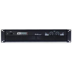 Amplificador Back-stage De Potencia, Cs-8000
