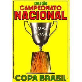 Álbum Digitalizado Campeonato Brasileiro 1976 - Ed. Saravan