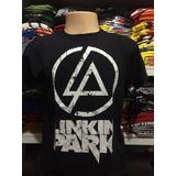 Camiseta Banda De Rock Linkin Park * Preço Imbatível *