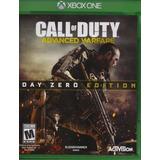 Call Of Duty Advanced Warfare Day Zero Xbox One Karzov
