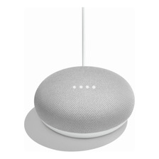 Google Home Mini Parlante Inteligente Chalk  Mrclick
