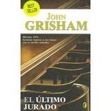 El Último Jurado Grisham John Thriller Novela Nuevo Oferta