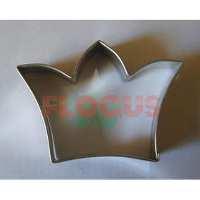 Cortante Galletita Corona Coronita Flogus Porcelana Comunion
