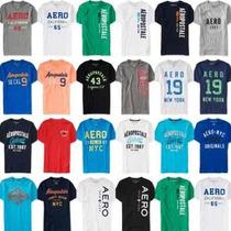 Camisas Abercrombie, Hollister E Aeropostale 100% Original