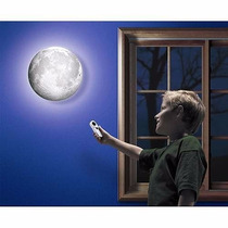 Luminaria De Parede Decorativa E Criativa Lua Moon In Room