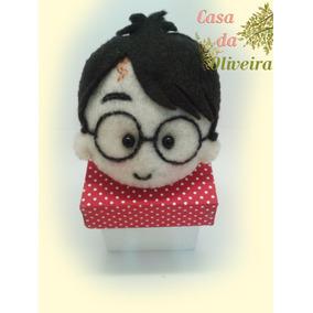 Caixinhas De Mdf Com Harry Potter - Aniversário- Kit Com 10