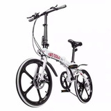 Bicicleta Dobrável E Compacta Pliage Alloy Two Dogs