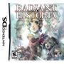 Radiant Historia (nuevo Y Sellado) - Nintendo Ds