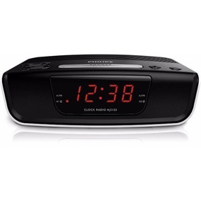 Philips Radio Reloj Despertador Digital Aj3123