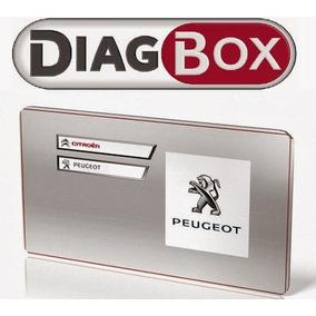 Software Diagbox7 Citroen E Peugeot Lexia 3 Scanners