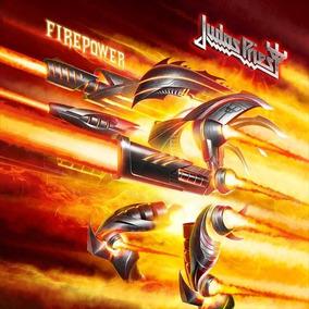 Judas Priest - Firepower Cd Import Usa 2018 Preorder