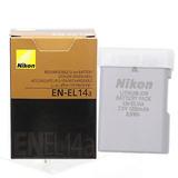 Nueva Oem Original Nikon En-el14a Batería Para Cargador Mh-