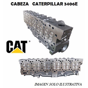 Cabeza Caterpillar C15 Biturbo