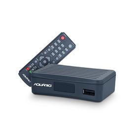 Conversor Gravador Digital Full Hd Aquário Modelo Dtv-4000