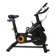 Bicicleta Spinning Fija Estática 8kg Ejercicio Spin Pro Ms
