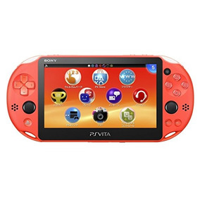 Psvita Slim Lcd 5.0 Wi-fi 1gb Ps Vita Sony Original