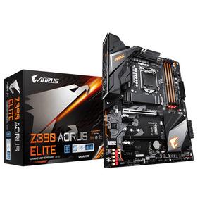 Tarjeta Madre Gigabyte Z390 Aorus Elite Intel 1151-v2 Ddr4