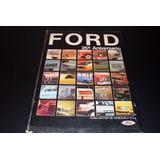 Ford Libro Ediciòn 25 Años En Venezuela