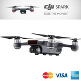 Dji Spark Drone 2018 Camara 12mp Hd Sensores Gps 6/12 Cuotas