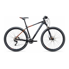 Bicicleta Montaña Cube Attention Sl Talle M Rod 29 Oferta!!