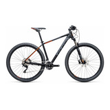 Bicicleta Montaña Cube Attention Sl 2x10 Shimano Xt Rockshox