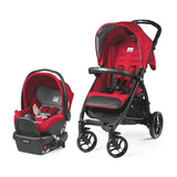 Carriola Booklet Travel System - Rojo Peg Perego
