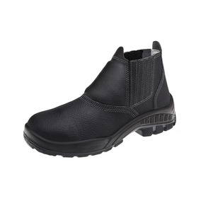0581d192cc199 Bota Eurofoot Bico De Aço Epi Masculino Calcado Seguranca - Sapatos ...