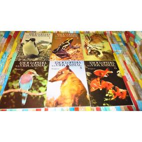 Enciclopedia De La Vida Animal 18 Tomos Completa