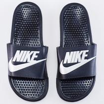 Chinelo Nike Unissex Solarsoft Slide Benassi Just Do It Jdi