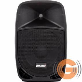 Caixa Som Ativa Lexsen 12 Lsx12a Bluetooth Usb Goias Musical