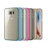 Capa Galaxy S6 G920 Case Metal Capinha Bumper Anti Impacto