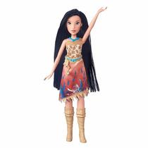 Boneca Pocahontas Princesas Disney Original Hasbro