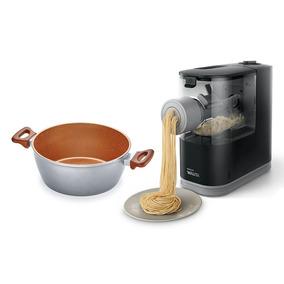 Máquina Automática De Massa Fresca Pasta Maker Philips Walit