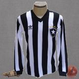 0035f47702 Camisa Botafogo 1980 no Mercado Livre Brasil