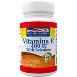 Vitamina E 400 Iu Con Selenio X 100 Softgels