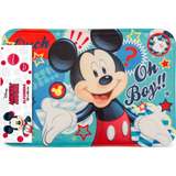 Alfombra Infantil Piñata Mickey Mouse Memory Foam Disney